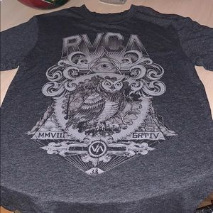 RVCA men's tee shirt size S Small